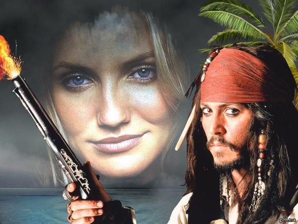 Fotomontaje gratis con Johnny Depp