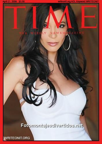 Fotomontaje gratis online en revista time