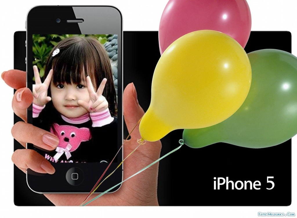 Fotomotaje gratis en iPhone 5