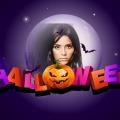 Fotomontaje de halloween para portada de facebook
