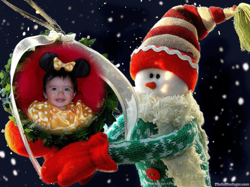 Fotomontajes espectacules gratis para navidad-01