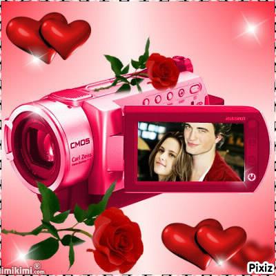Fotomontaje para san valentin gratis