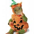Fotomontaje infantil de halloween