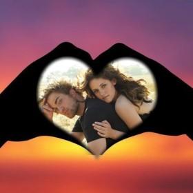 el fotomontaje más romántico