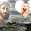 Imagen de Jesús por semana santa