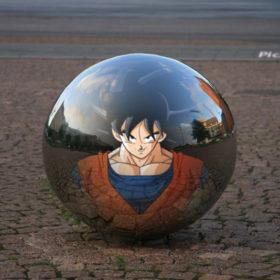 efectos para tu foto en bola de cristal
